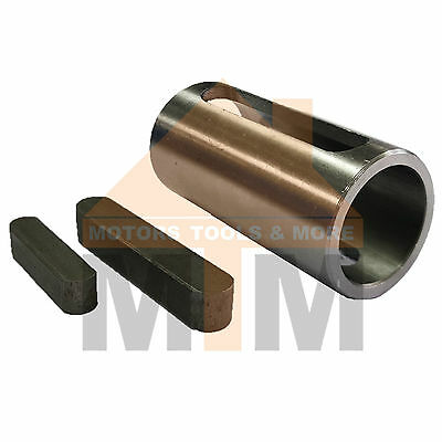 24mm-28mm Shaft Bushing Bush Sleeve Keyed