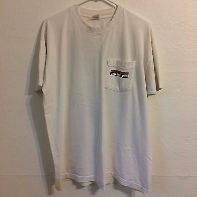 Vintage 90's Marlboro Unlimited Pocket Double Sided Print Tee Mens XL T-Shirt