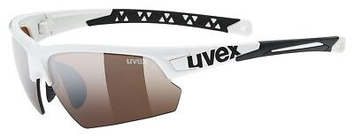 Uvex Sportstyle 224 colorvision Sportbrille  - white