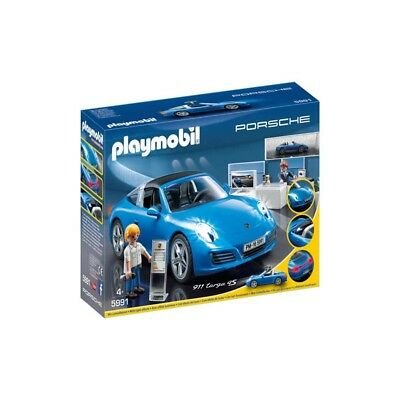 playmobil 5991 porsche 911 targa 4 s eur 41 00 picclick fr. Black Bedroom Furniture Sets. Home Design Ideas