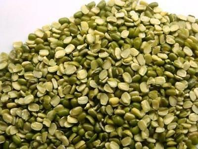 Moong Dal Chilka Split Green Lentils With Skin 500 gm