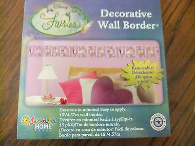 Disney Fairies Decorative Wall Border