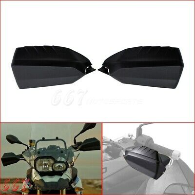 L & R Handle Bar Hand Protector Cover Guards For BMW F650 GS F700GS F800GS