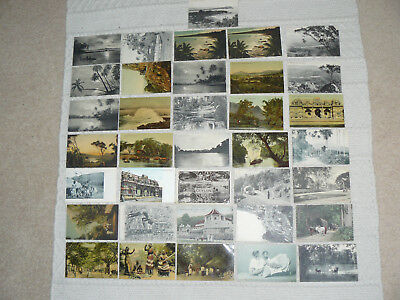 36 x Ceylon Postcards - Sri Lanka