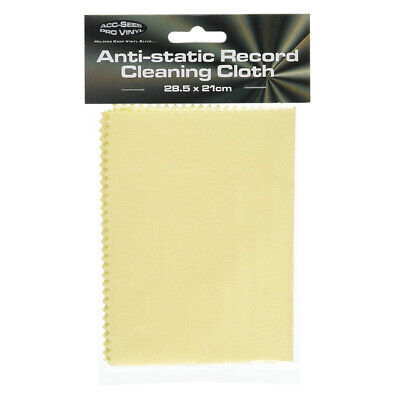 Acc-Sees Anti Static Record Cleaning Cloth (APV021)
