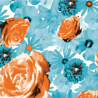 Floral Scatter Tissue Paper Multi Listing 500x750mm