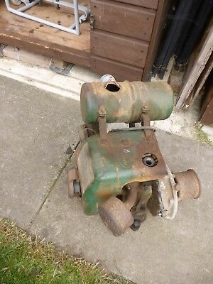 Villiers Mk 12 stationary engine.Spares or repair.