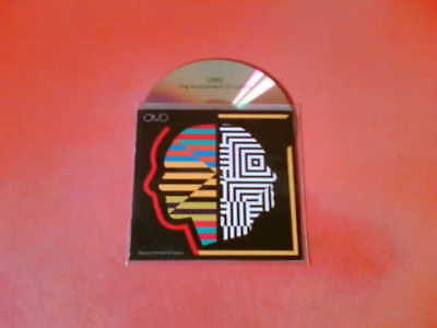OMD ORCHESTRAL MANOEUVRES IN THE DARK The Punishment Of Luxury Rare CD Album!