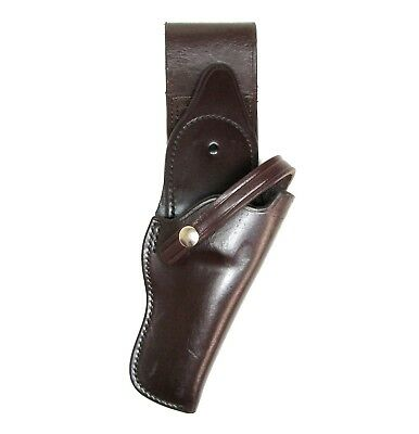 "Holster fits 4"" S&W K Frame, Ruger Speed Six, Service Six Right Hand"