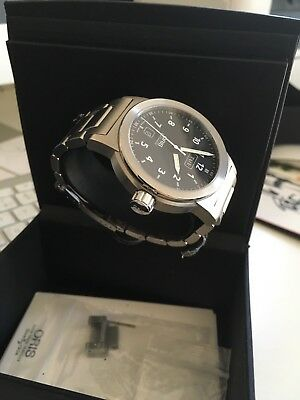 Oris BC3 Automatic, Mint, Comes With Box & Papers