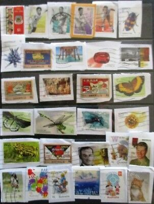 Australia 2015-17 recent stamps on paper (30)