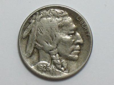 1926-D Buffalo Nickel - United States Coin