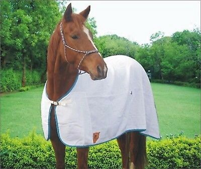 "Capriole Eco Fly Mesh Summer Horse Rug, Durable & Cool,  5'/5'3""&6'"