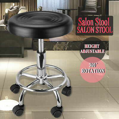 Styling Barber Stool Gas Lift Beauty Salon Chair Furniture Hairdressing Tattoo