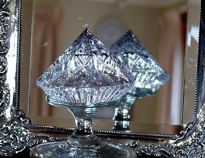 Waterford Ireland Crystal Diamond    Room  For An Inscription !