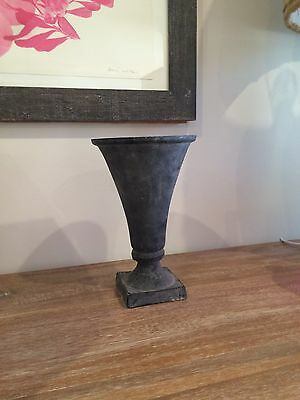 French Provincial Iron Vase