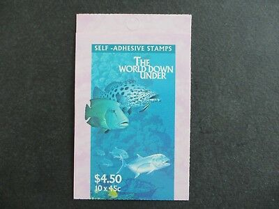 Australian Decimal Stamps - Booklets (Used) - Great Mix of Issues (6281)
