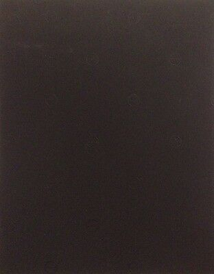 Rubber Black Sole Sheet 3mm For Leather Shoe