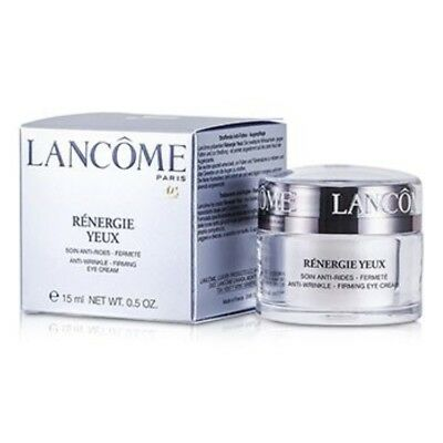 New Lancome Renergie Yeux Anti Wrinkle Firming Eye Cream Full Size 15ml - Sealed
