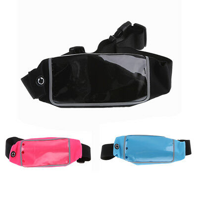 Waist Band Bag Sport Run Bum Blet Bag Touch Screen Cover For Mobile Phone
