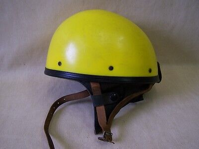 Antique DDR Helmet Perfect Size 56 Motorcycle Helmet, Vintage Half Shell