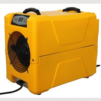 Zoom Professional Dehumidifier 1 HP 136 PPD Commercial Storm Moisture Removal