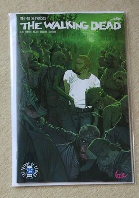 The Walking Dead #171 De Felici pink Variant - 2017 - Image Comics - english