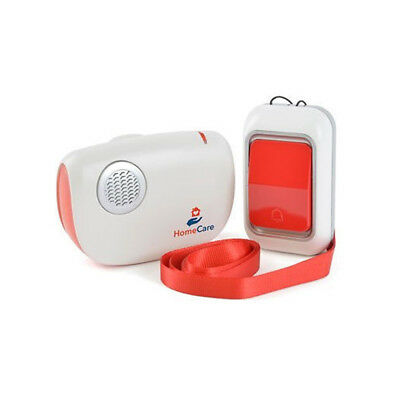 Distress Alarm Portable Alert System Elderly Infirm Rapid Response 150m Range
