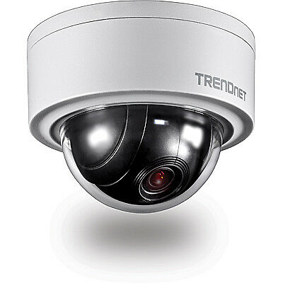 Trendnet TV-IP420P IP security camera Interior y exterior Al