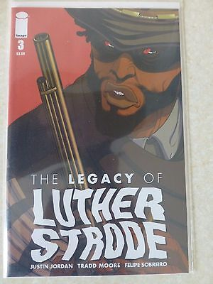"""Legacy Of Luther Strode Issue 3 """"First Print"""" - 2016"""