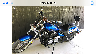 2011 Yamaha Stryker  2011 Yamaha Stryker 1300cc motorcycle Excellent Condition