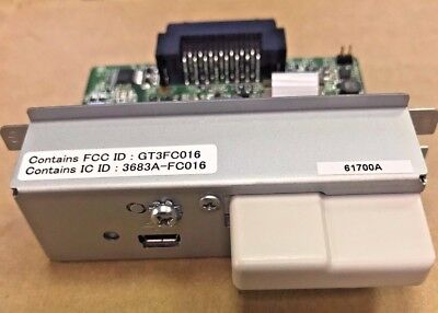 Epson UB-R04 WIRELESS 802.11A/B/G/N WPA INTERFACE CARD,  M286A