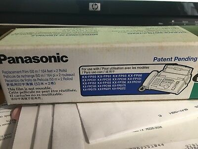 panasonic kx-fa55 fax reoplacement film