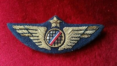 collection Air France insigne pilote