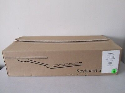 Humanscale 6G Keyboard Tray and Palm Wrist Rest Mechanism 6G550-F22