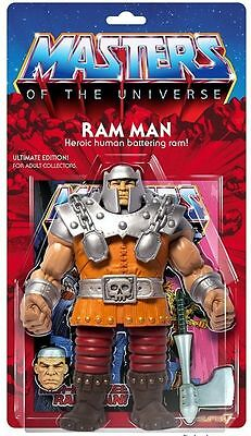 Masters of the Universe Classics Ultimate Ram Man - New in stock