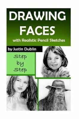 Drawing: Faces with Realistic Pencil Sketches (5 Portrait Drawings in a Step...