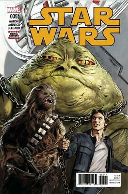 STAR WARS #35 3.99 COVER PRICE MARVEL 1st PRINT BLOWOUT BOX