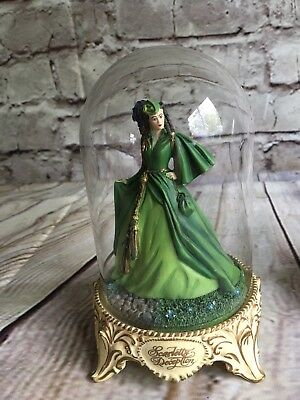 "FRANKLIN MINT ""Gone with the Wind"" SCARLETT'S DECEPTION"