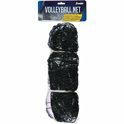 Franklin Sports Volleyball Net With Steel Cable W