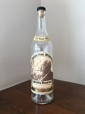 Pappy Van Winkle's Family Reserve 23 Year Old-Empty Bottle