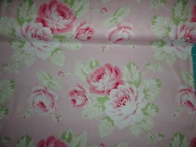 Cabbage Roses, Fabrics by the yard, Quilting and Sewing,Tanya Whelan, Pink Roses