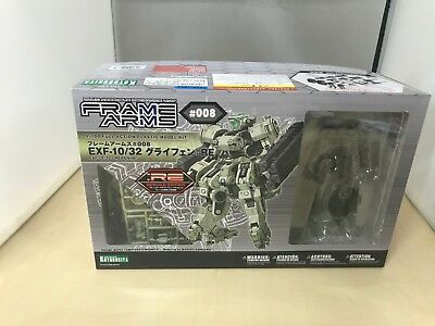Kotobukiya Frame Arms EXF-10/32 Greifen: RE Overall height about 150 mm 1/100 sc