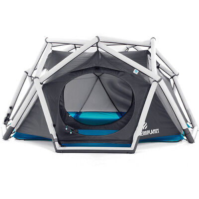 Heimplanet The Cave Inflatable Unisex Tent - Grey Silver One Size