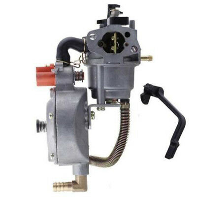 Carburetor Carb for 168F GX160 Dual Fuel Aut choke LPG NG Petrol Water Pump Kit