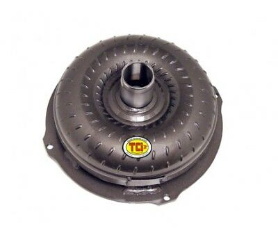TCI Street Fighter Torque Converter 10 in 3000-3400 Stall C4 P/N 451500