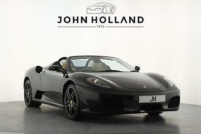 2005 Ferrari F430 Spider F1, Outstanding Example with Low Mileage, Beautiful col