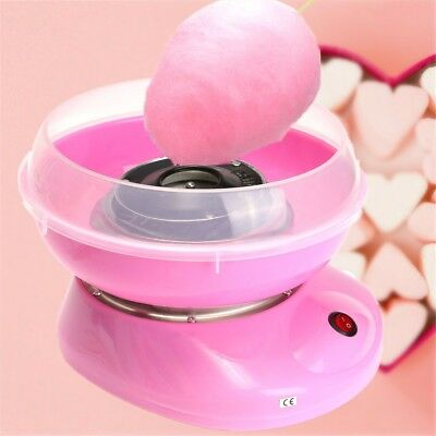 New Electirc Candyfloss Making Machine Cotton Sugar Candy Floss Maker Party DIY
