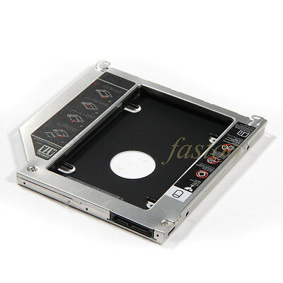 Generic for Apple MacBook Pro A1278 A1286 A1297 2nd 9.5mm Sata HDD Ssd Caddy Adapter Bay