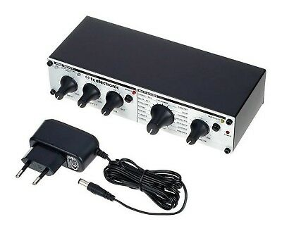Tc Electronic M100 Multi Effetto Con Reverb, Delay, Chorus, Flanger, Phaser Etc